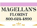 Magellan's Florist - logo