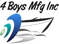 4 Boys Mfg - logo