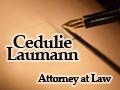 Cedulie Laumann Attorney - logo