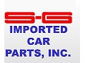 S & G Imported Car Parts - logo