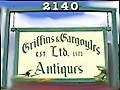 Griffins & Gargoyles Antiques - logo